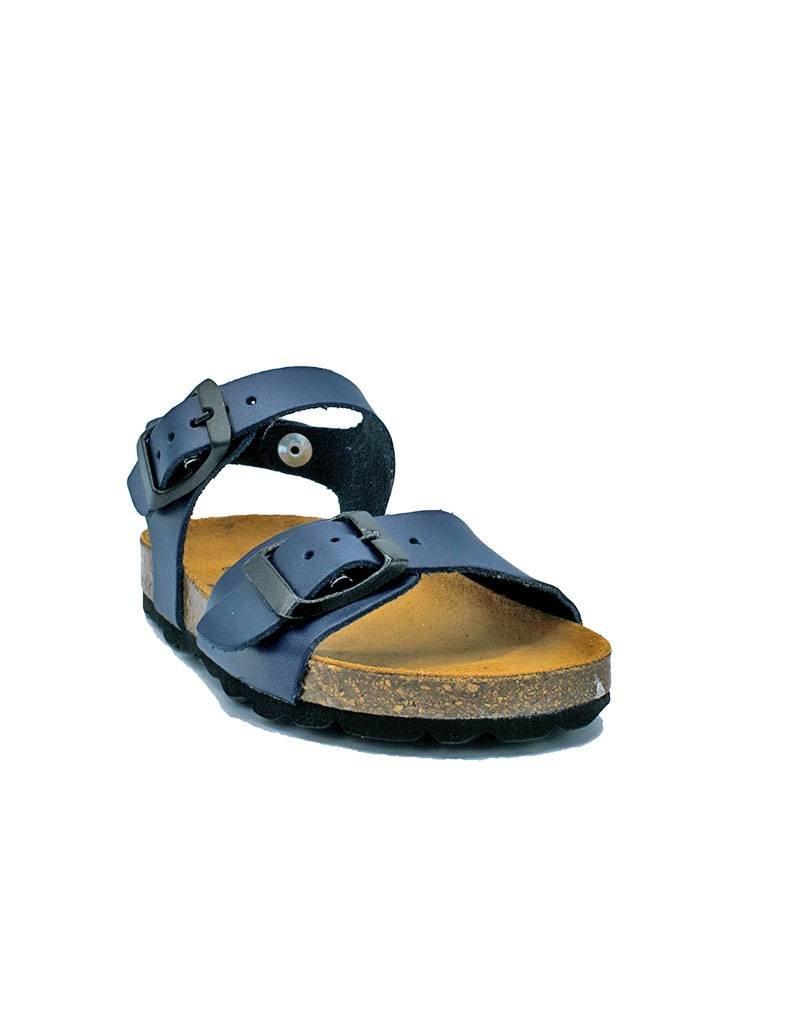 PLAKTON sandaal navy