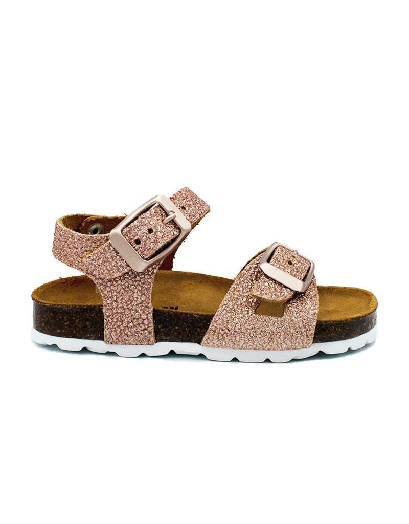 PLAKTON sandaal roze