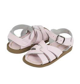 SALT WATER SANDALS SALT WATER SANDAL original shiny pink