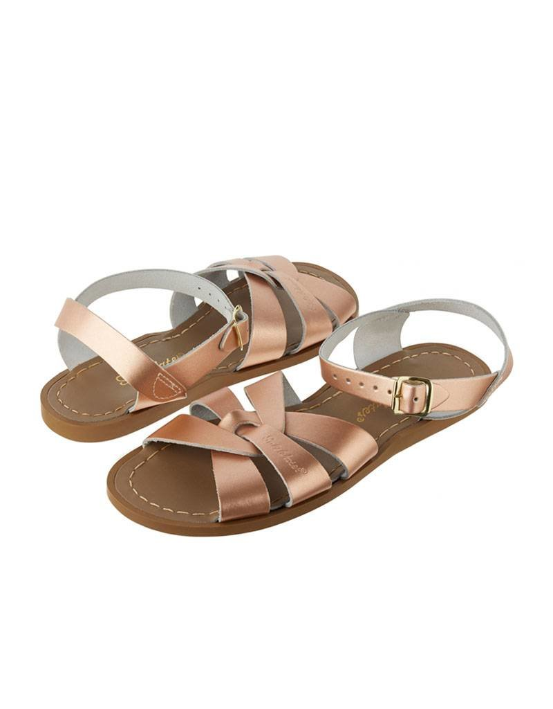 SALT WATER SANDAL original rose gold