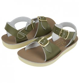 SALT WATER SANDAL surfer olive