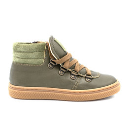 OCRA sneaker groen bergrijkoord