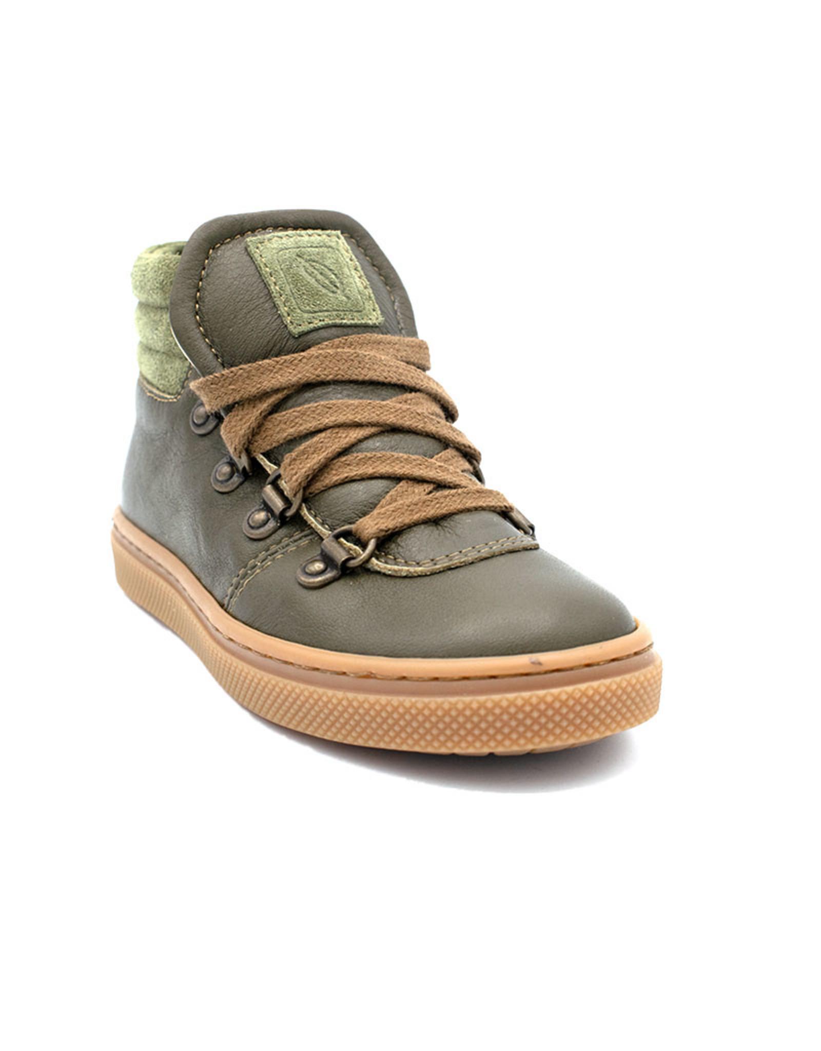 OCRA OCRA sneaker groen bergrijkoord