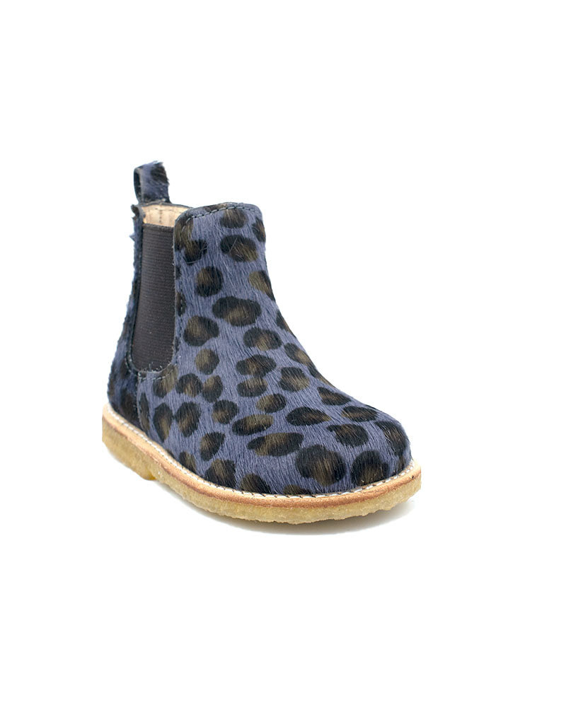 ANGULUS leopard blauw