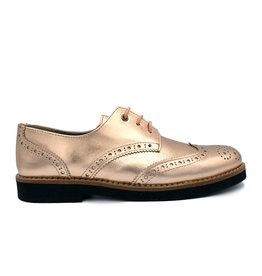 ELI ELI chaussure à lacets en bronze