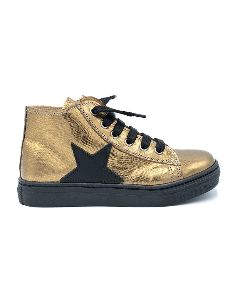 JFF sneaker goud