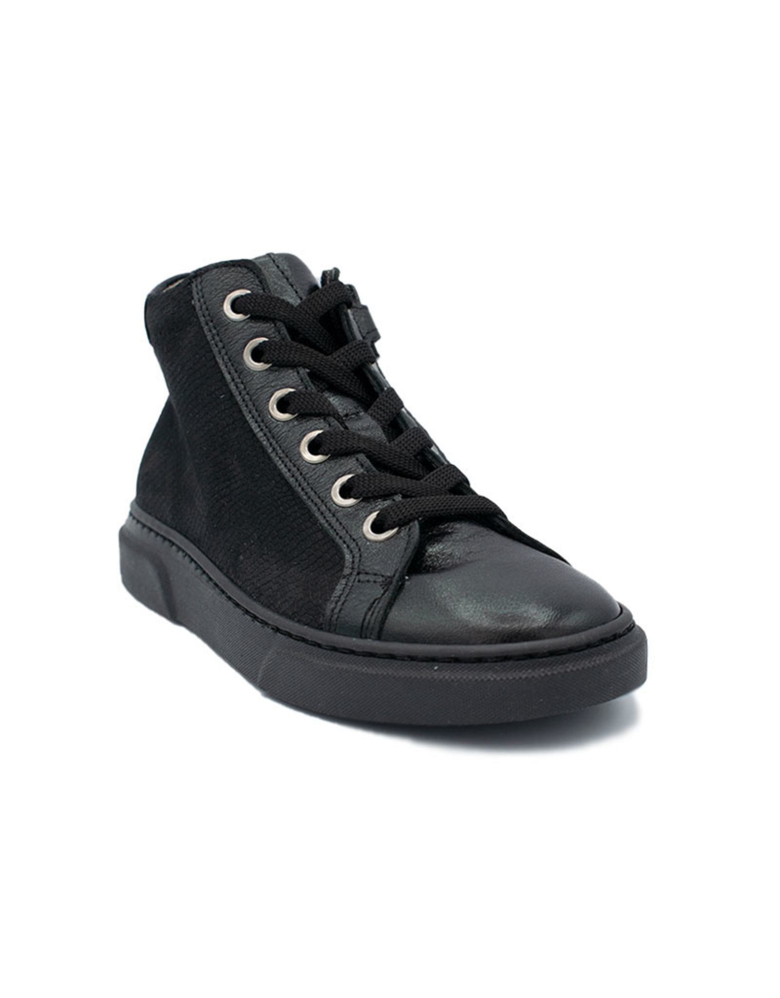 TRIBOO TRIBOO sneaker zwart