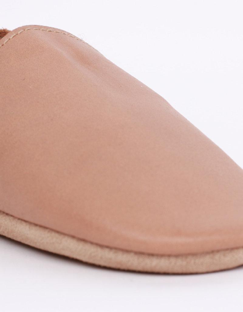 BOBUX Bobux slofje soft sole camel