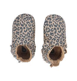 BOBUX Bobux slofje leopard