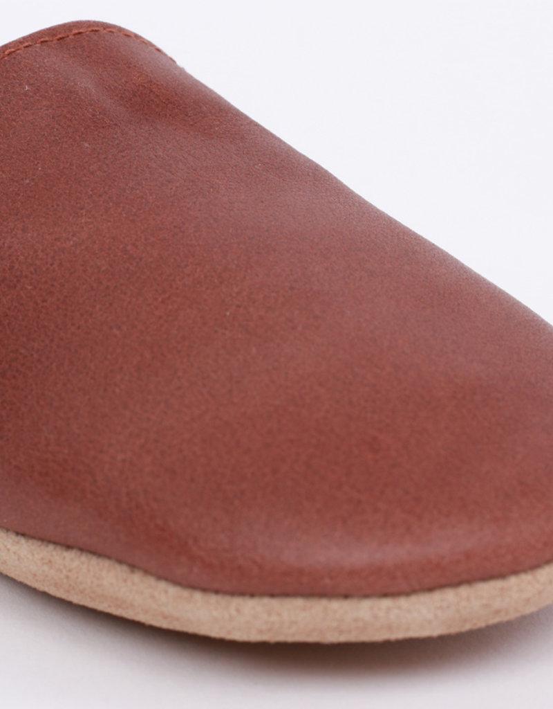 BOBUX Bobux slofje soft sole bruin