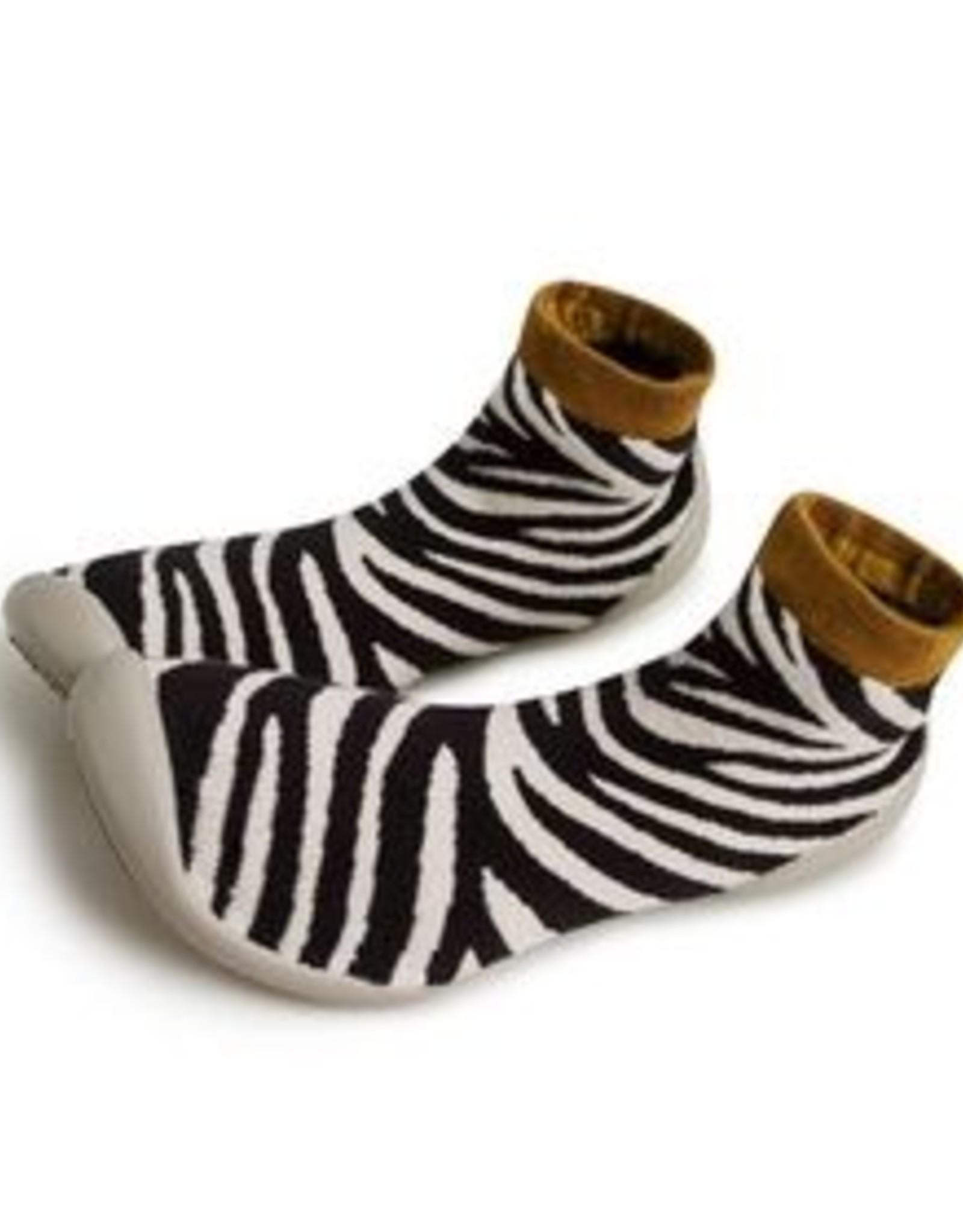 COLLEGIEN COLLEGIEN pantoffel zebra