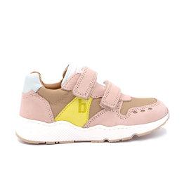BISGAARD BISGAARD sneaker roze geel