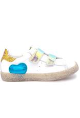 RONDINELLA RONDINELLA sneaker hartje reflecterende velcros