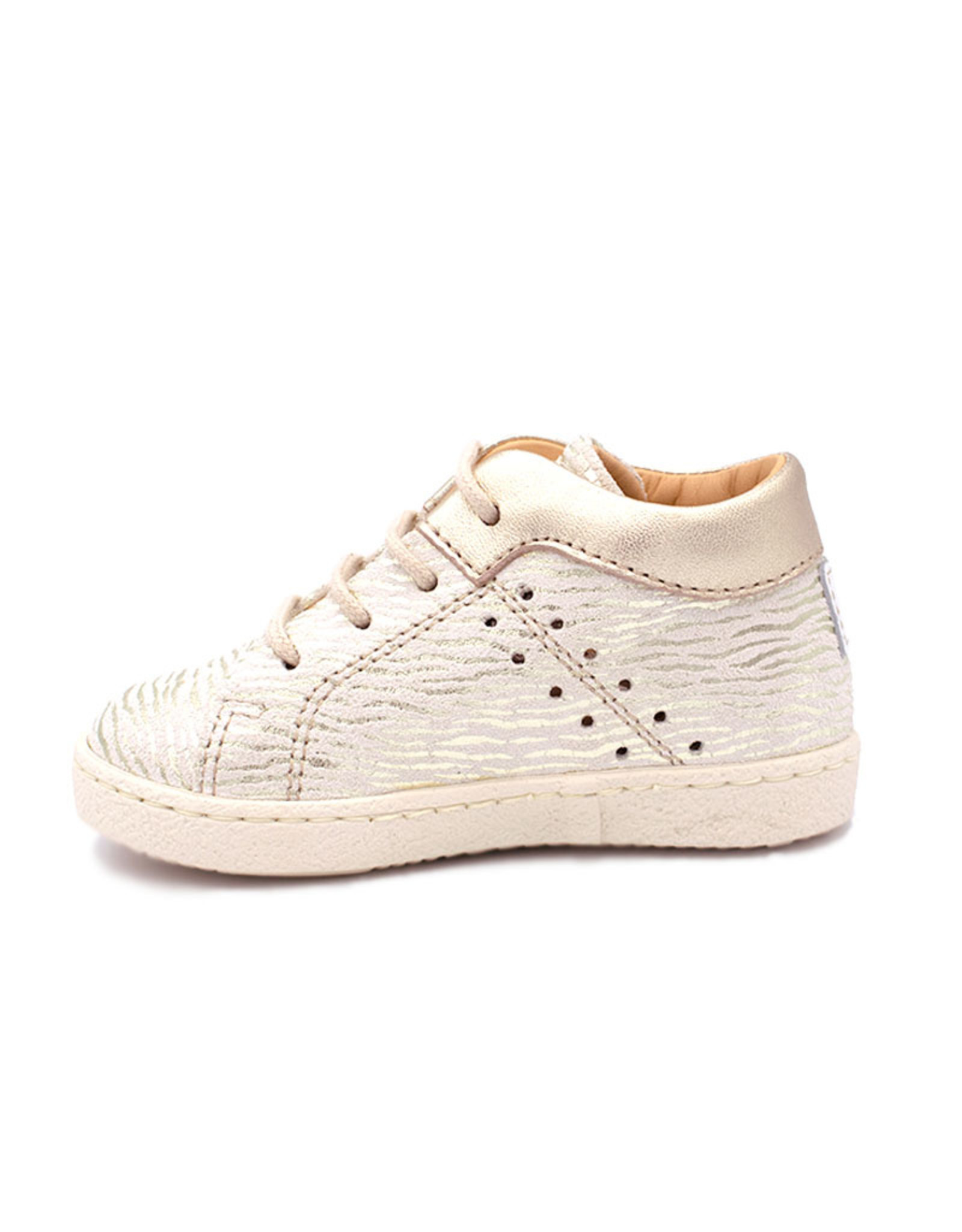 OCRA OCRA sneaker zebra platino