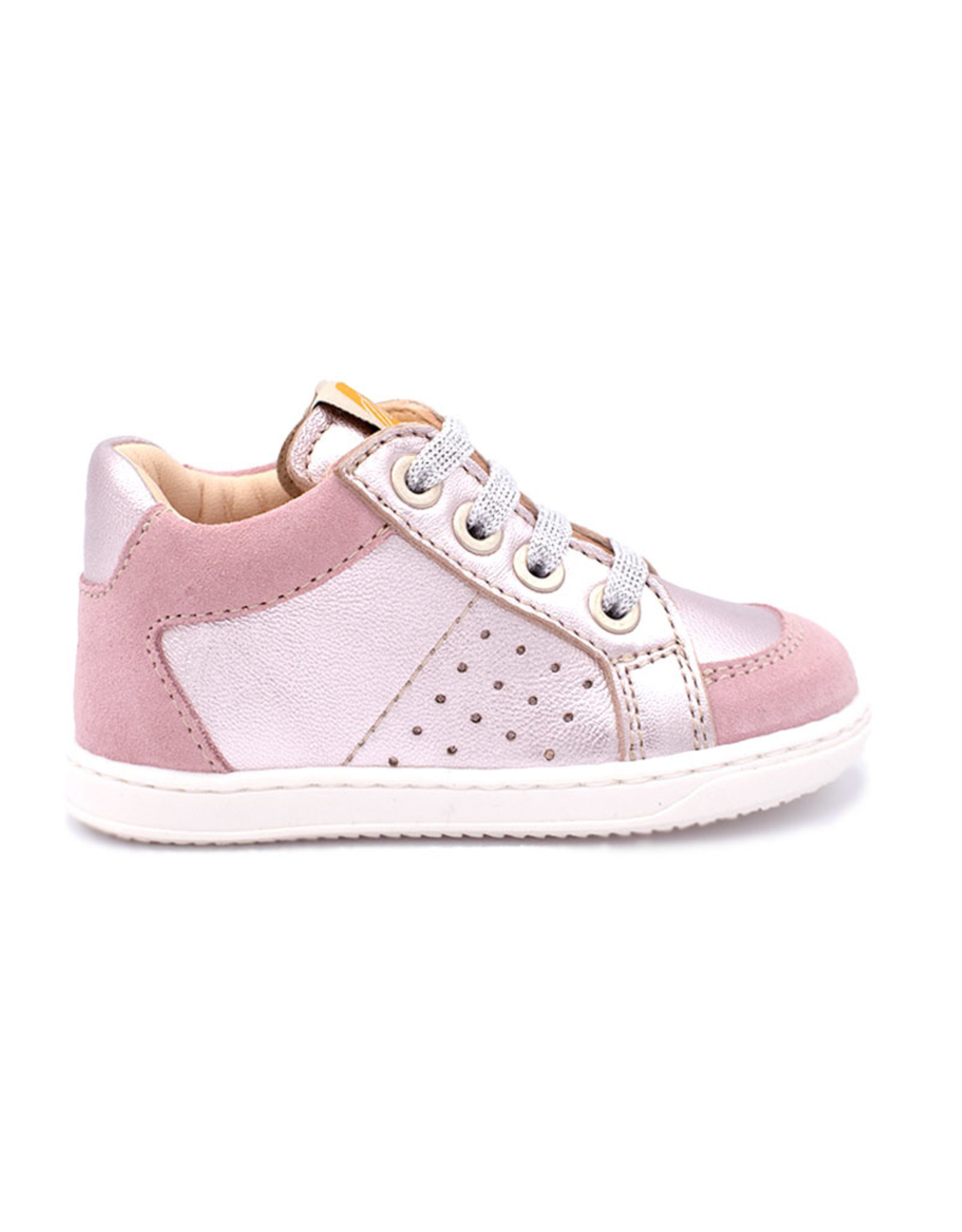 OCRA OCRA eerste stapper sneaker roze