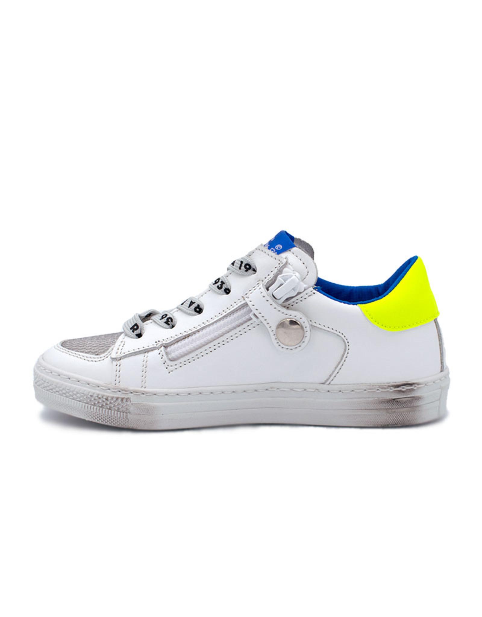 RONDINELLA RONDINELLA sneaker blauw fluo