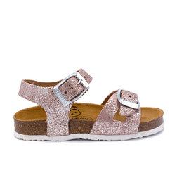 PLAKTON sandaal sac antique