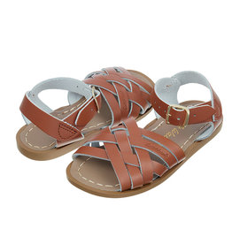 SALT WATER SANDALS SALT WATER SANDAL retro child tan
