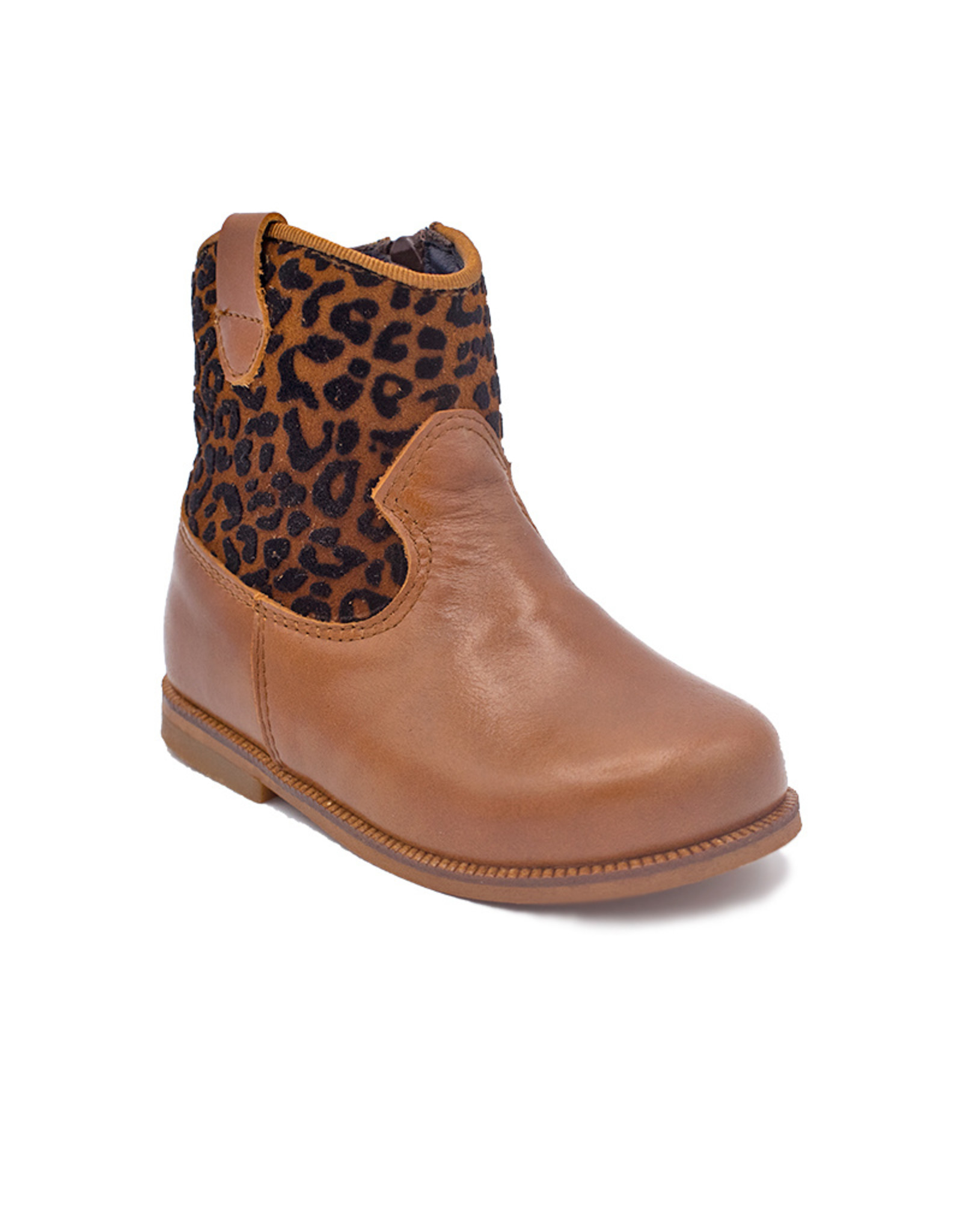 CLARYS CLARYS laars camel luipaard