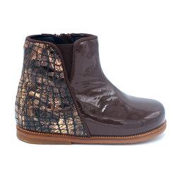 CLARYS CLARYS botte marron bronze