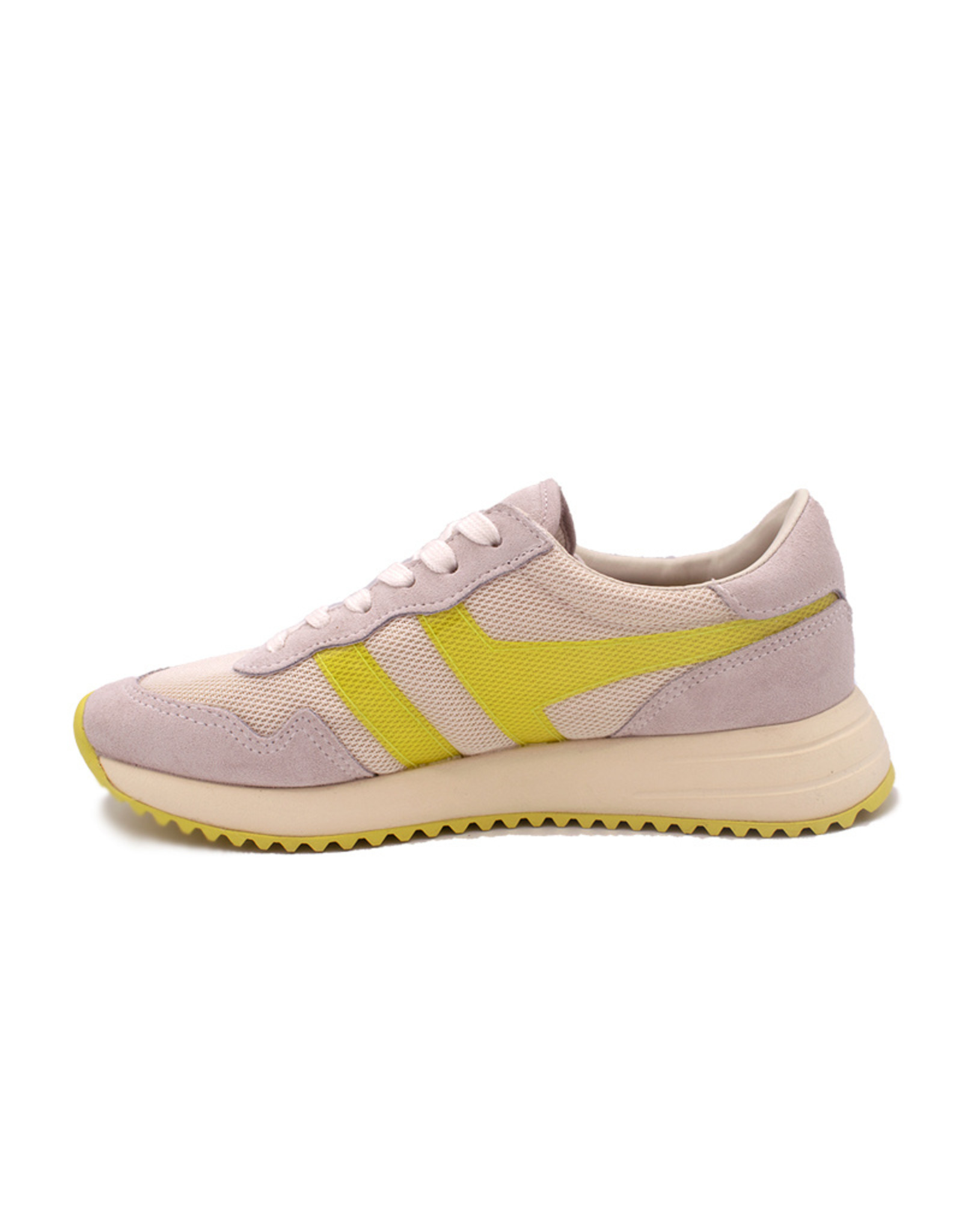 GOLA GOLA sneaker vancouver mesh off white citron