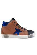 RONDINELLA RONDINELLA sneaker ster blauw