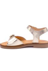 OCRA OCRA sandaal goud