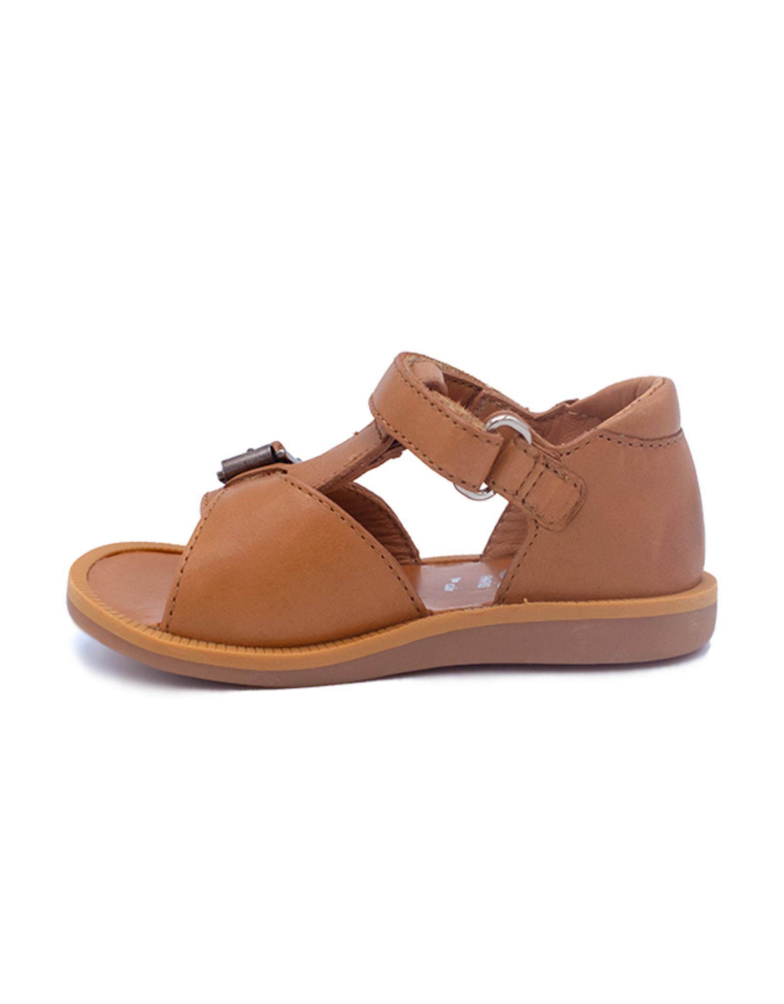 POM D'API POM D'API sandaal easy camel