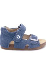 FALCOTTO NATURINO NATURINO sandaal blauw