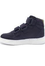 HIP HIP blauwe sneaker velcro