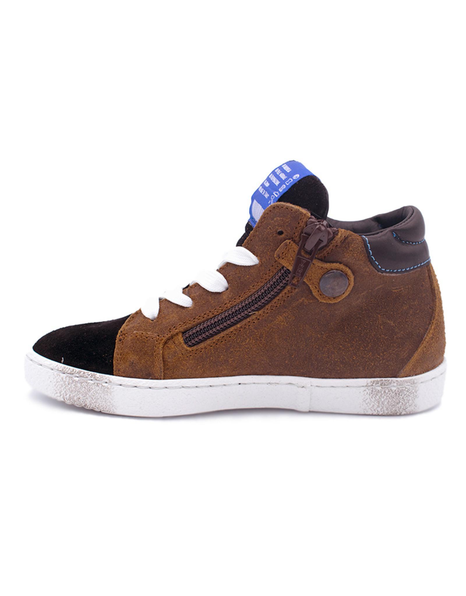 RONDINELLA RONDINELLA sneaker blauwe ster