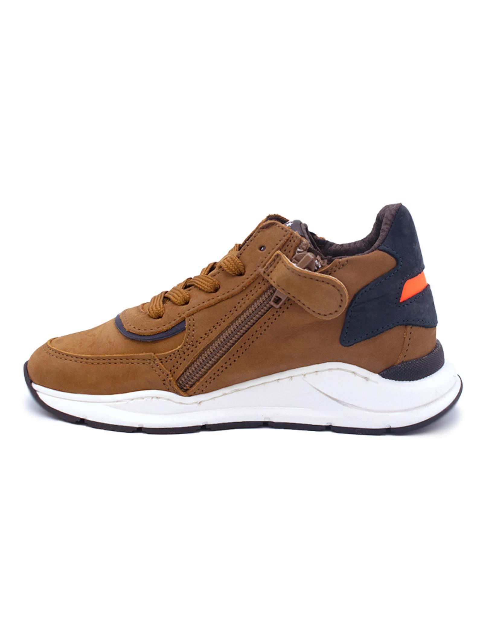 HIP HIP sneaker runner camel oranje
