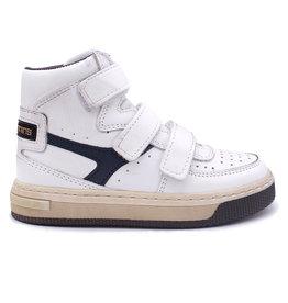 HIP HIP hoge sneaker blauw velcro