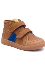 OCRA OCRA sneaker bruin blauw