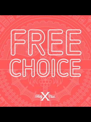 'Free Choice' Bundle