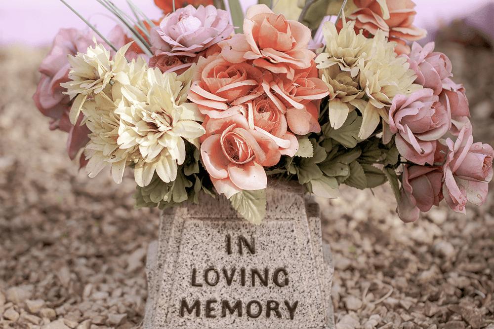 Waarom bloemen bij een begrafenis of crematie