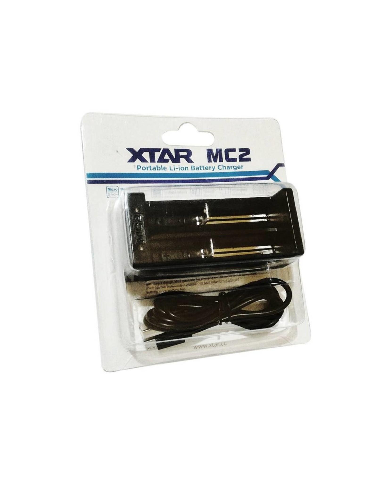 Xtar Batterijladers