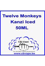 Twelve Monkeys Liquid 50ML