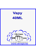 Vapy Liquid 40ML