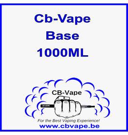CB-Vape Base - 1000ML