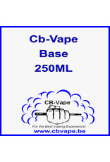 CB-Vape Base - 250ML