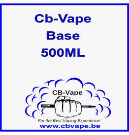 CB-Vape Base - 500ML