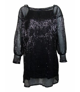 SEQUIN OVERDOSE - BLACK