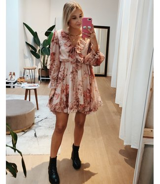 MOST WANTED DRESS - PINK