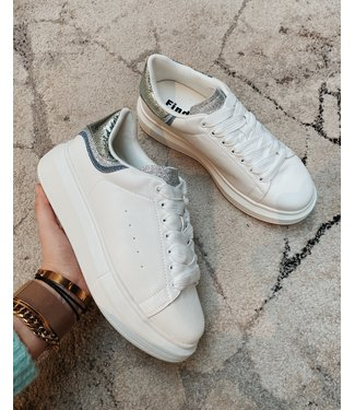 CHUNKY INSPIRED SNEAKERS - BLUE