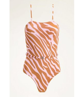 SWIMSUIT ZEBRA