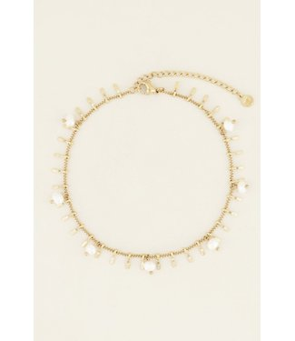 PRETTY ANKLET - GOLD