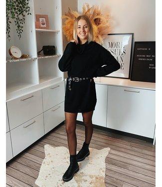 EMELIE DRESS - BLACK
