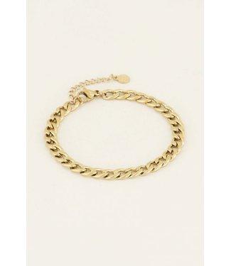 CHAIN BRACELET - GOLD