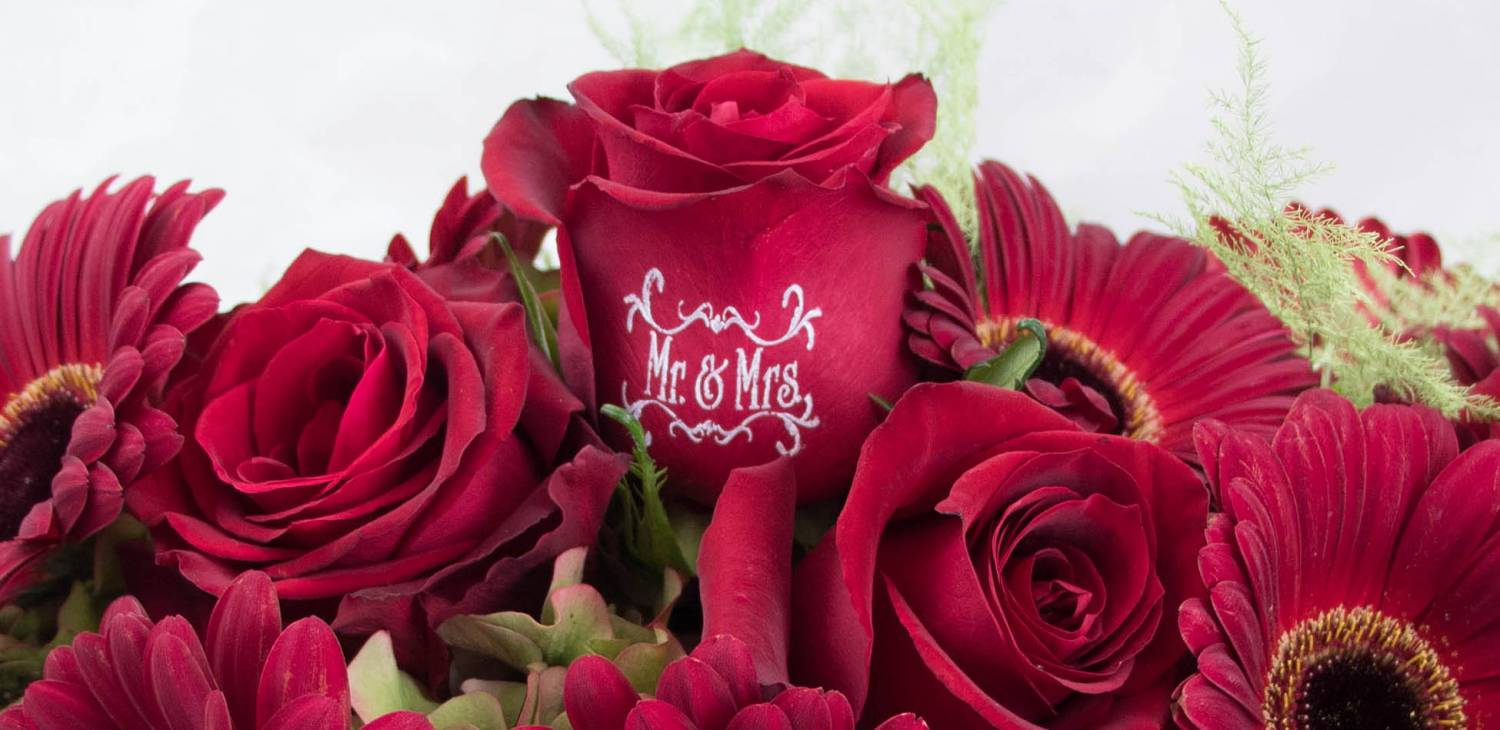 Magic Flowers - flowers with a message 3